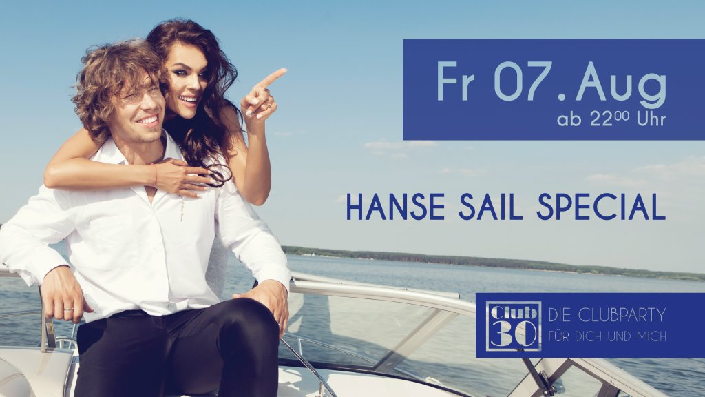 Mein Club 30 Party | 07. August 2020 | Hanse Sail Special